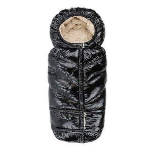 7AM Enfant Blanket 212 Black Polar