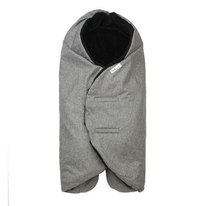 7AM Enfant Nido Heather Grey Lightweight- 0-6M