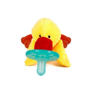 Wubbanub Soother Duck