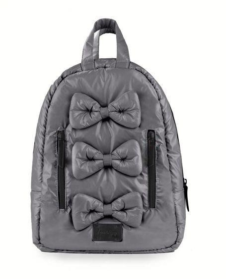 7am Mini Bow Backpack Graphite
