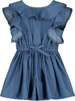 Vignette Sandy Denim Romper