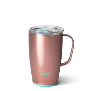 Swig Coffee Mug Rose Gold
