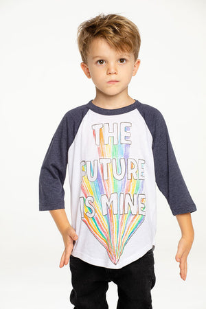 Chaser The Future is Mine Raglan Tee