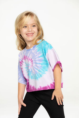 Chaser Vintage Oversized Tie-Dye Tee