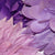 Perfect for those who love purple, PomAdore's tissue paper party poms in Lavender Fields.