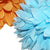 All PomAdore tissue paper pom poms come in choice of petal, point or mixed tips.