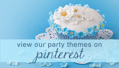 View Our Party Themes on Pinterest