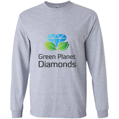 GPD Logo Youth Long Sleeve T-Shirt