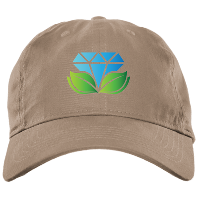GPD Icon Brushed Twill Unstructured Dad Cap