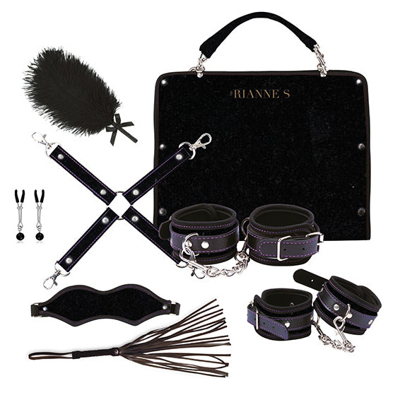 Kinky Me Softly Bondage Kit