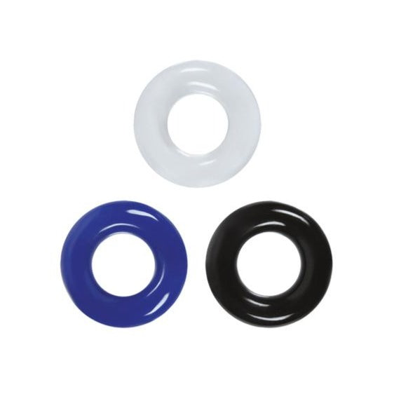 Stamina Rings Assorted Colors