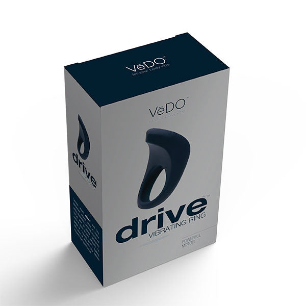 VeDO Drive Vibrating Ring - Black