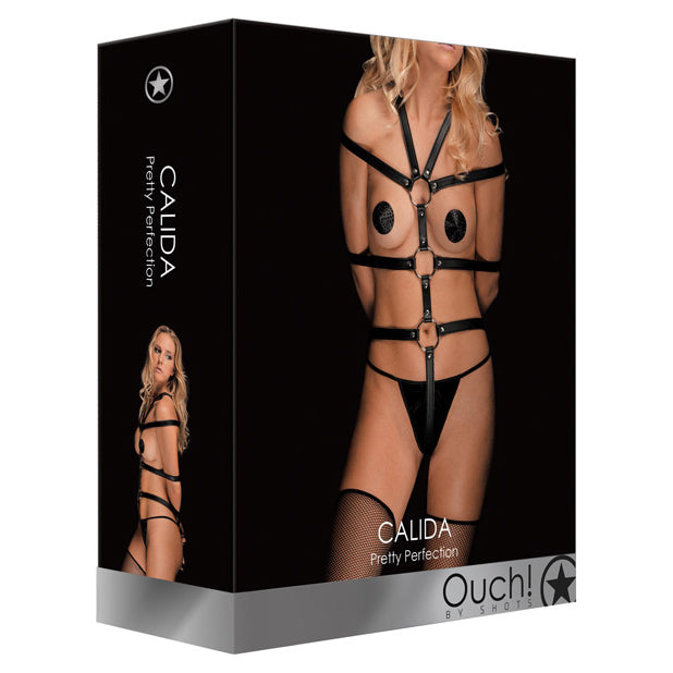 Ouch Calida Pretty Perfection Body Harness