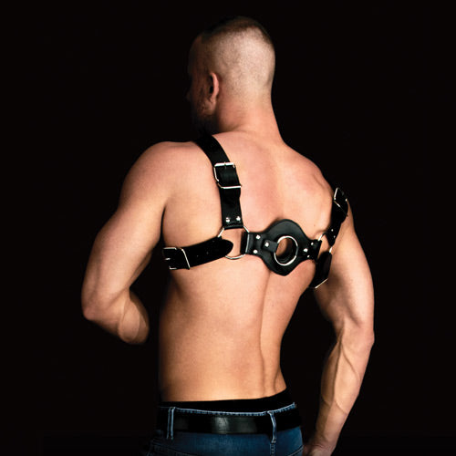 Ouch Costas Solid Structure Body Harness