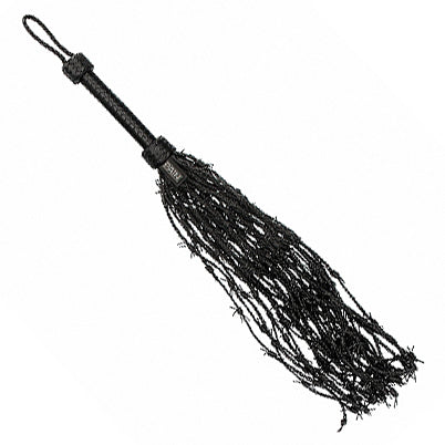Ouch Leather Barbed Wire Flogger