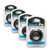 Xact-Fit Silicone C-Ring Packs
