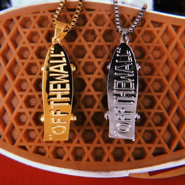 Off The Waffle Pendant