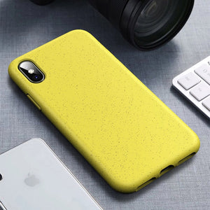 ECO-FRIENDLY iPhone Cases - 100% compostable!!