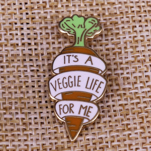 It's a Veggie Life For Me