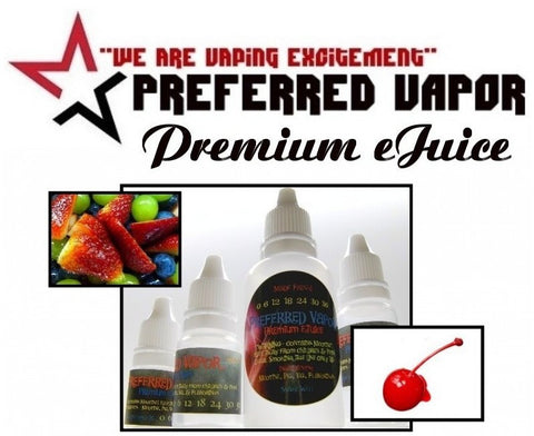 Preferred Vapor E-Liquid