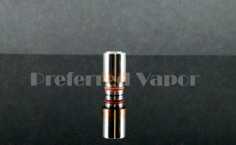 Copper 2 Tone Shorty Drip Tip
