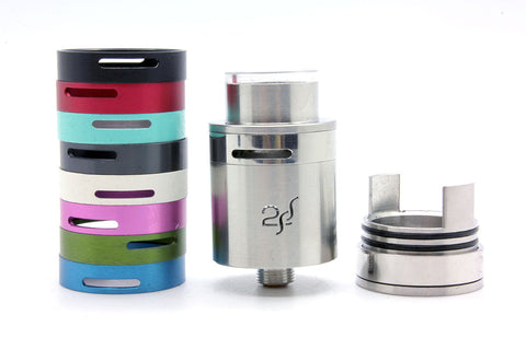 2P RDA Kit by 2 Puffs - Authentic