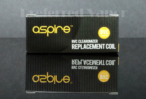 Aspire BVC Replacement Coil
