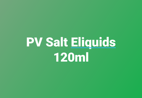 Preferred Vapor Salt eLiquid 120ml