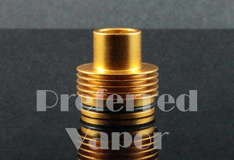 Wide Bore Chuff Drip Tip