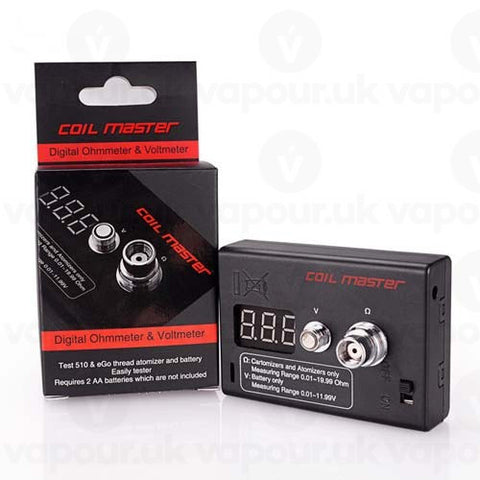 Ohm Meter by Coil Master