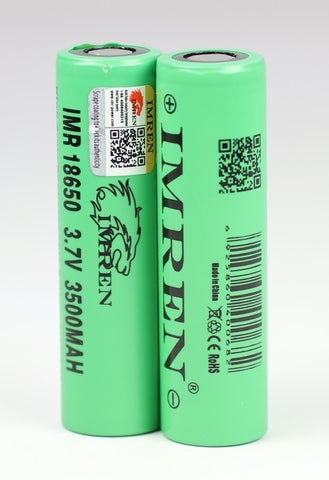 IMREN 30A 3500mah 18650 Sub-Ohm Battery