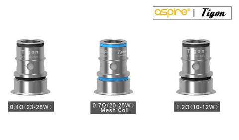 Aspire Tigon Replacement Coils