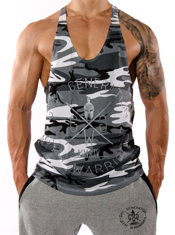 GYM WARRIORS CAMO 2.0