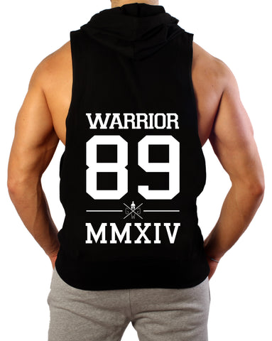 FIGHTER MUSCLE TANK BLACK