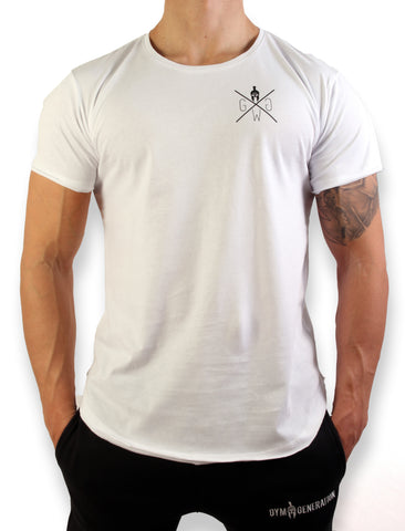 LEGACY SHIRT - MIAMI WHITE