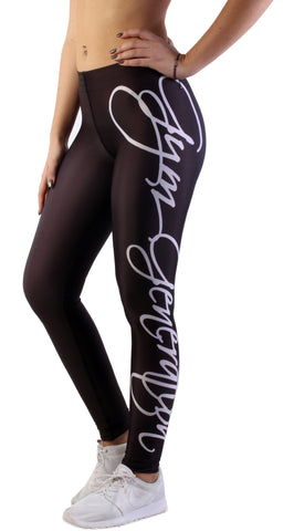 GYM GENERATION LEGGINGS WHITE