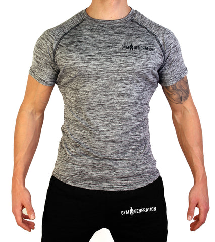 Raglan Performance Shirt - Cool Grey