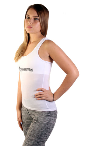 Gym Generation Venus Top - White