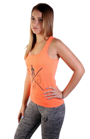 Gym Generation Warrior Top - Sorbet