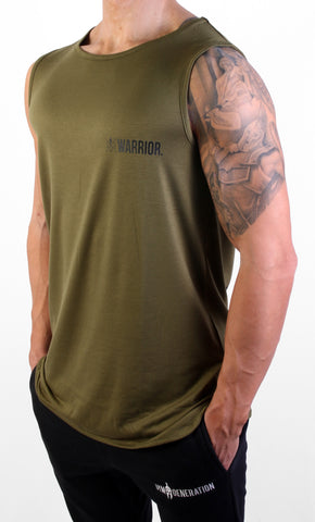 Urban Warrior Tank - Cypres