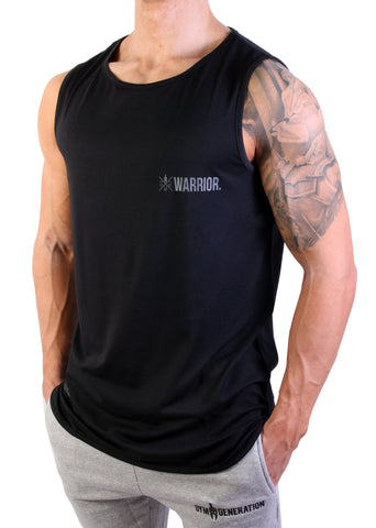 Urban Warrior Tank - Black