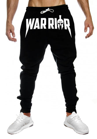 Gym Warrior Pants - Black