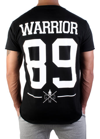 Warrior 89 T-Shirt - Black