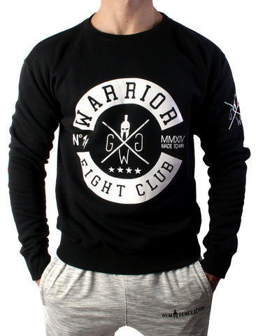 Fight Club Sweater - Black