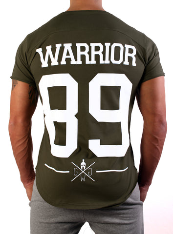 Warrior 89 T-Shirt - Cypres