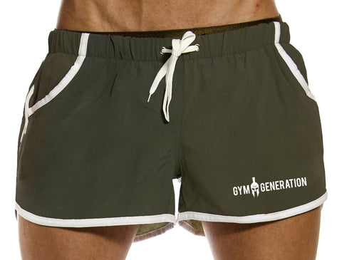 Gym Warriors Shorts - Cypres