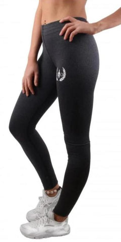 Liberty  Fit Leggings - Gunmetal