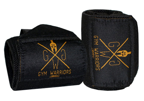GYM WARRIORS STRAPS