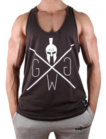 Gym Generation Flex Stringer – Gunmetal