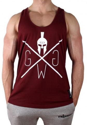 Flex Stringer – Burgundy
